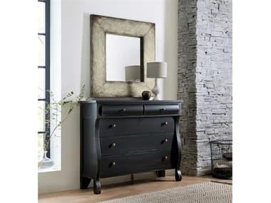 Hooker Furniture Ciao Bella Single Dresser with Wall Mirror Set HOO58059001199SET