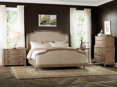 Hooker Furniture Corsica Upholstered Panel Bed Bedroom Set HOO518090850SET
