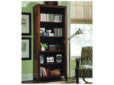 Hooker Furniture Danforth Rich Medium Brown Tall Bookcase HOO38810422