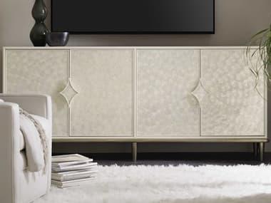 Hooker Furniture Entertainment Creamy White TV Stand HOO16865547602
