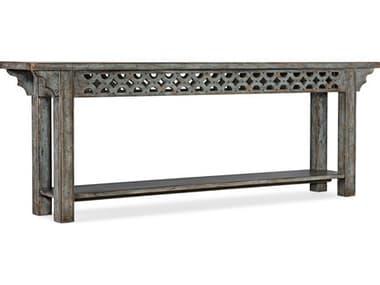 Hooker Furniture La Grange Blue Bonnet 90'' Wide Rectangular Console Table HOO69608500245