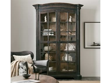 Hooker Furniture La Grange Dark Wood Curio HOO69607590689