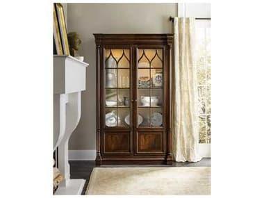 Hooker Furniture Leesburg Rich Traditional mahogany China Cabinets HOO538175906