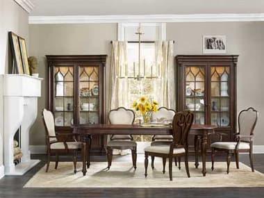 Hooker Furniture Leesburg Dining Room Set HOO538175200SET