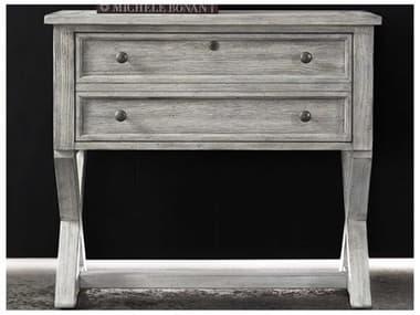 Hooker Furniture Melange Gray File Cabinet HOO63810024GRY