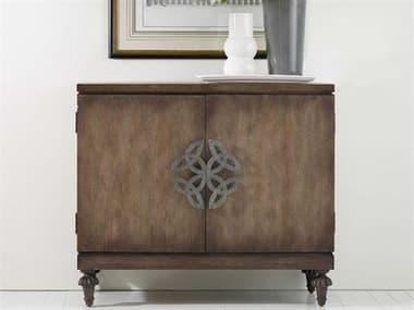 Hooker Furniture Melange Dark Wood 42''W x 18''D Savion Accent Chest HOO63885044