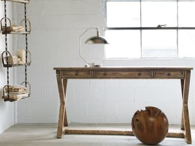 Hooker Furniture Melange Light Wood Secretary Desk HOO63850003