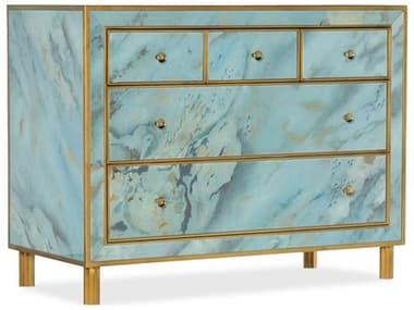Hooker Furniture Melange Blue Five-Drawers Single Dresser HOO6388552500