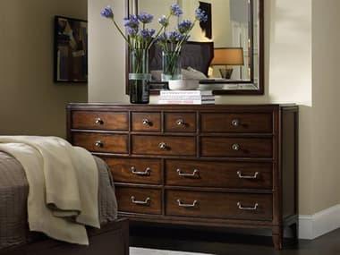 Hooker Furniture Palisade Dark Wood Triple Dresser HOO518390002