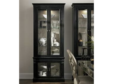 Hooker Furniture Sanctuary-2 Black Curio HOO58457590699