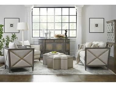 Hooker Furniture Sanctuary-2 Living Room Set HOO58655200495SET