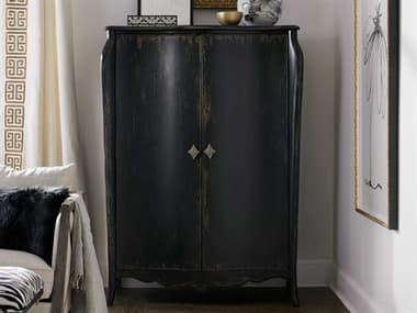 Hooker Furniture Sanctuary-2 Black Wardrobe Armoire HOO58459001399