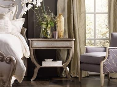 Hooker Furniture Sanctuary Bardot 32''W x 24''D Rectangular Nightstand HOO541390015