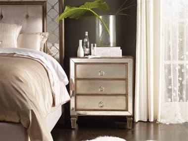 Hooker Furniture Sanctuary Avalon 28''W x 18''D Rectangular Nightstand HOO541490016