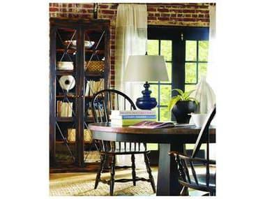 Hooker Furniture Sanctuary Ebony Display China Cabinet HOO300550001