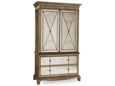 Hooker Furniture Sanctuary Visage Wardrobe Armoire HOO301690013