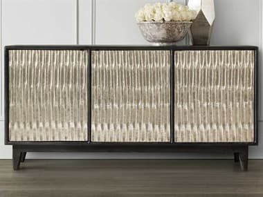 Hooker Furniture Shimmer Charcoal / German Silver Buffet HOO571685001SLV