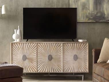 Hooker Furniture Light Wood TV Stand HOO556055468LTWD