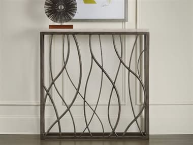 Hooker Furniture Marble 40''WL x 12''D Rectangular Console Table HOO537385001