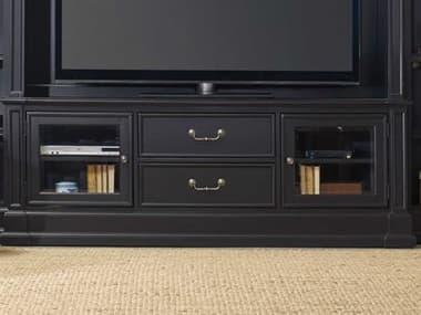 Hooker Furniture Black Entertainment Console HOO537170456