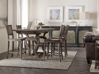 Hooker Furniture Woodlands Dining Room Set HOO58207520684SET2