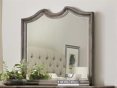 Hooker Furniture Woodlands Medium Wood Dresser Mirror HOO58209000485