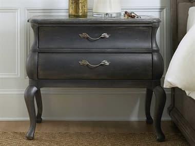 Hooker Furniture Woodlands Black Two-Drawer Bachelors Chest HOO58209001798