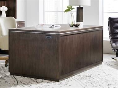 Hooker Furniture Work Your Way Dark Roast Executive Desk HOO58921056285