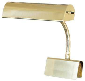 House of Troy Grand Piano Lamp HTGP10