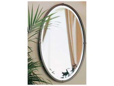 Hubbardton Forge 22'' x 31'' Oval Wall Mirror HBF710004