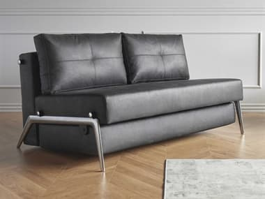 Innovation Cubed Full Size Sofa Bed with Aluminum Legs IV9574400262