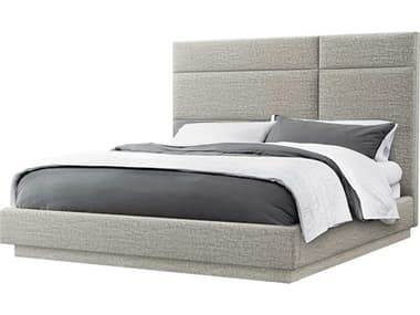 Interlude Home Quadrant Feather King Platform Bed IL1995044