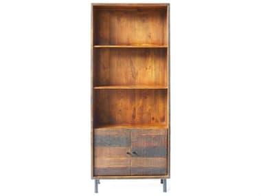 ION Design Broadview Dark Multi-tone / Black Bookcase IDP25913