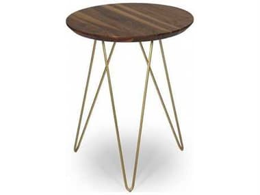 ION Design Solo Round End Table IDP19625