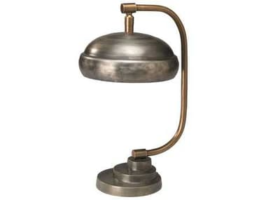 Jamie Young Company Steam Punk Gun Metal  Table Lamp JYC1STEATLGM