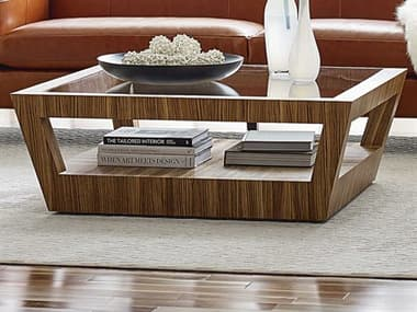 JKM Home Paolo 44'' Wide Square Coffee Table JKMNN0056F