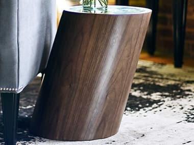 JKM Home Zane 21'' Wide Oval Drum Table JKMNN0080F