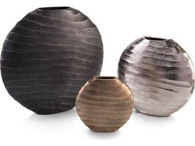 John Richard Cheseled Vases (Three-Piece Set) JRJRA10067S3
