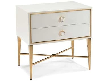 John Richard Accent Furniture 2 Drawers Nightstand JREUR010313