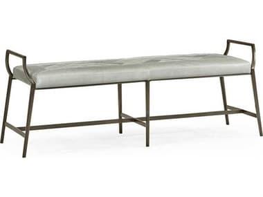 Jonathan Charles Corniche Grey / Bronze Accent Bench JC500296BZIL013