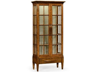 Jonathan Charles JC Edited - Casually Country Walnut Country Farmhouse Bookcase JC491063CFW