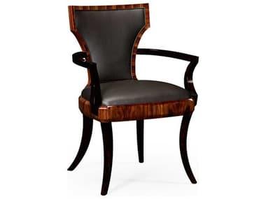 Jonathan Charles Santos collection Santos Rosewood High Lustre Accent Arm Chair JC494586ACSAHL017