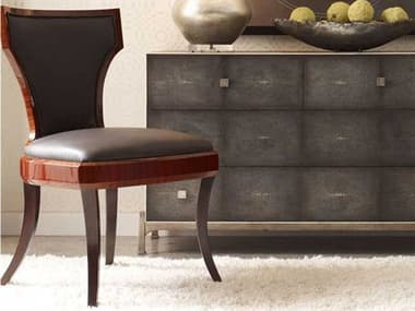 Jonathan Charles Santos collection Santos Rosewood High Lustre Accent Side Chair JC494586SCSAHL017