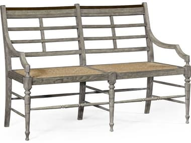 Jonathan Charles William Yeoward collected Greyed Oak Finish Bench JC530103GYO