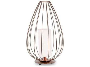Karman Cell Lacquered Glossy Bronze 1-light 22'' Wide LED Buffet Lamp KAMHP615DMV11