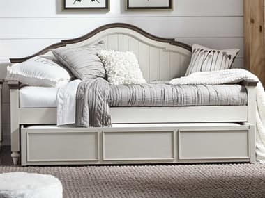 Legacy Classic Furniture Brookhaven Youth Vintage Linen/Rustic Dark Elm Twin Daybed LC89405601K