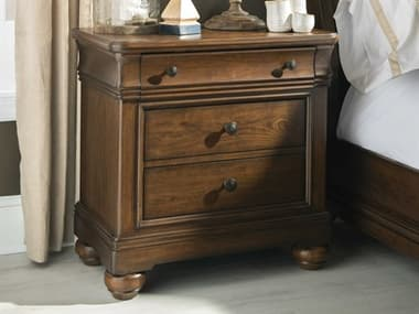 Legacy Classic Furniture Coventry Cherry Three-Drawer Nightstand LC94223100