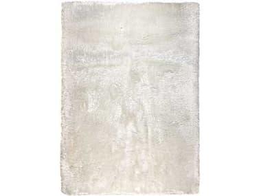Ligne Pure Adore Rectangular White Area Rug LP207001100