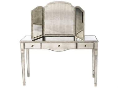 Lillian August Casegoods Rosedale Mirrored Vanity with Dresser Mirror LNALA8155101SET
