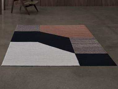 Linie Design Blocchi Powder Rectangular Area Rug LDBLOCCHIPOWDER
